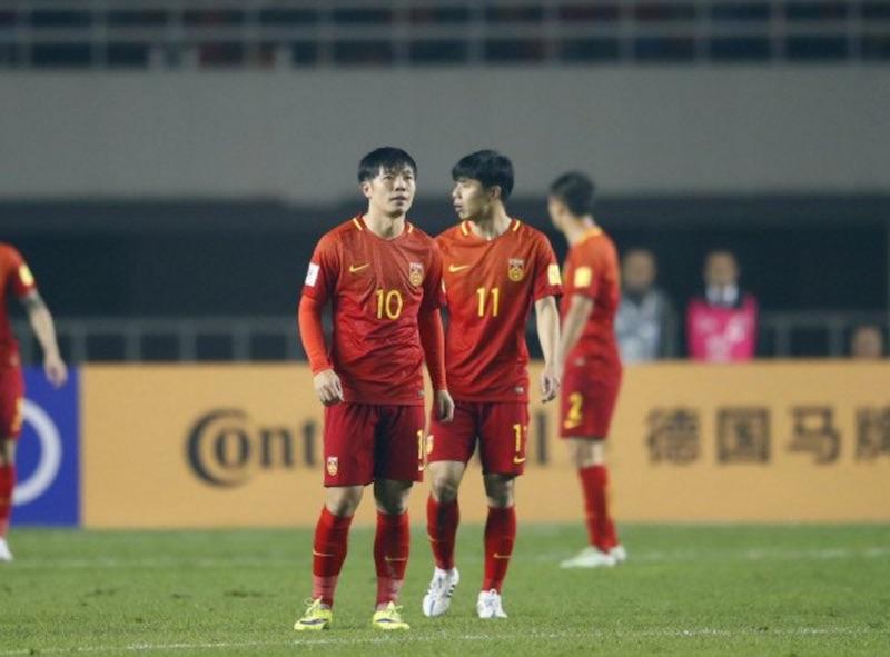 China en fecha FIFA