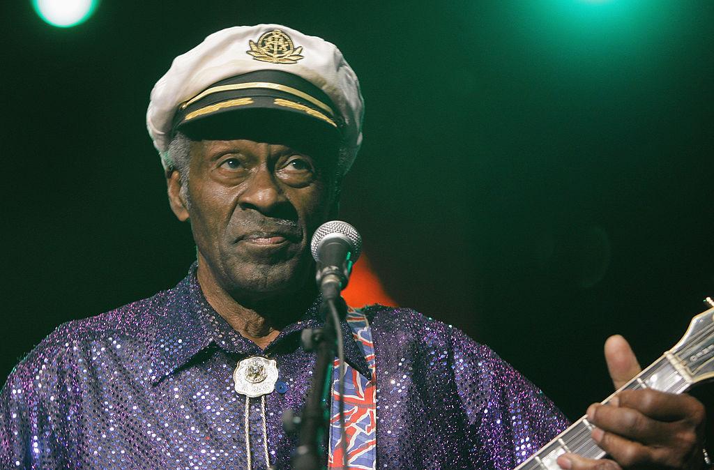 Chuck Berry anuncia su primer disco de estudio en 38 años