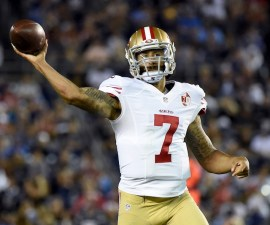 Colin Kaepernick San Francisco