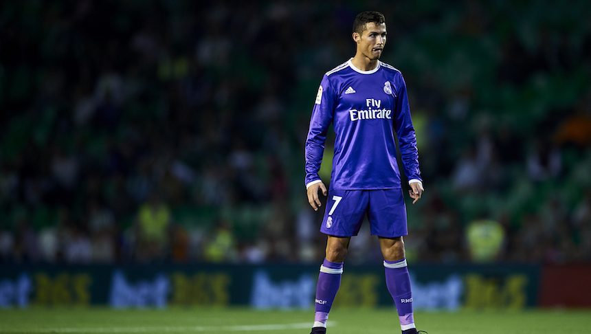 Cristiano Ronaldo está de regreso con el Real Madrid