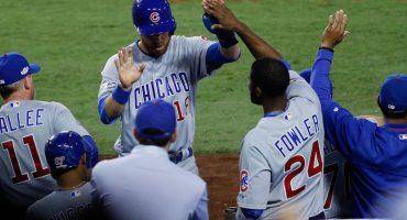 Cubs da un buen zarpazo y ganan el cuarto de la Serie de Campeonato