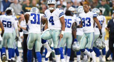 Prescott vs. Wentz, los novatos sensación de la NFL se medirán el próximo domingo