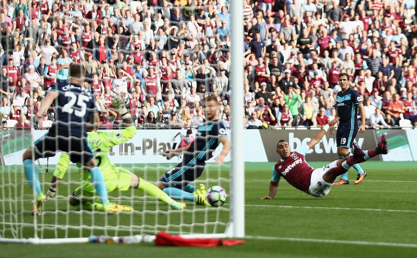Dimitri Payet ha demostrado que tiene más calidad para jugar en el West Ham