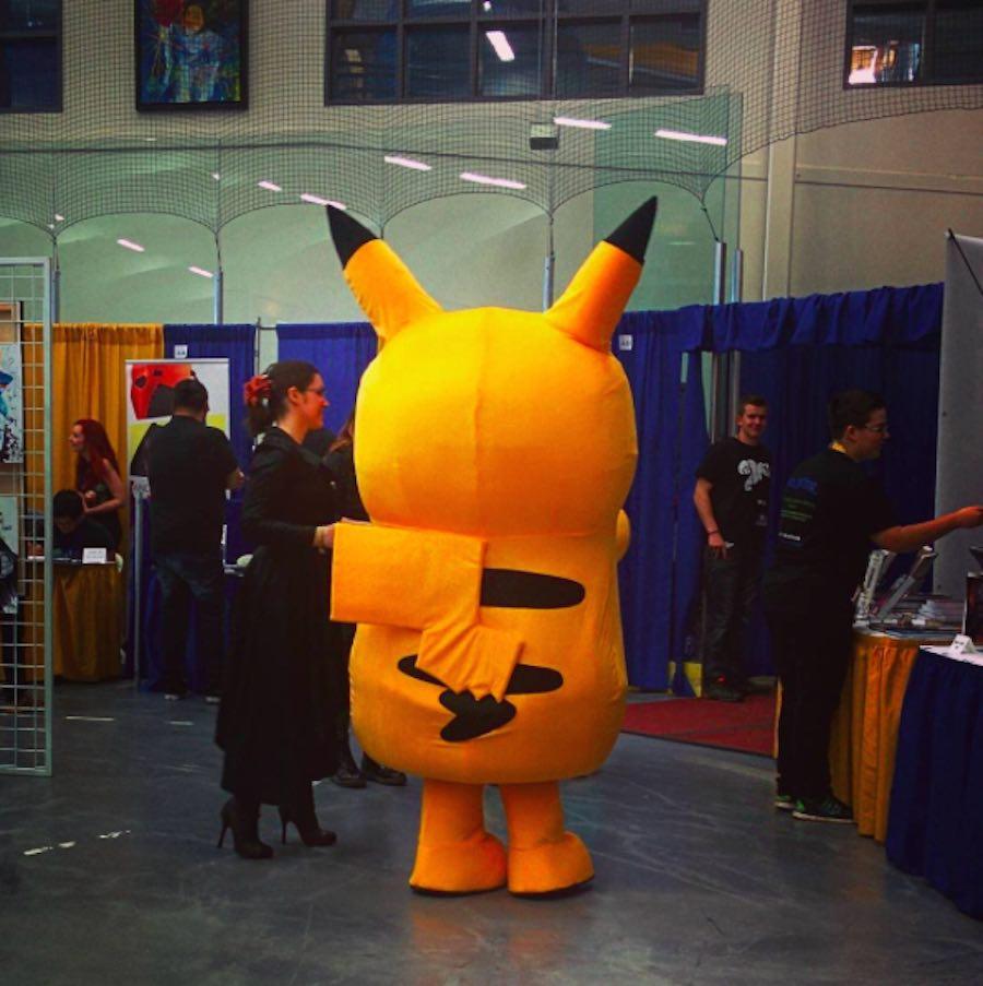Disfraz - Pikachu
