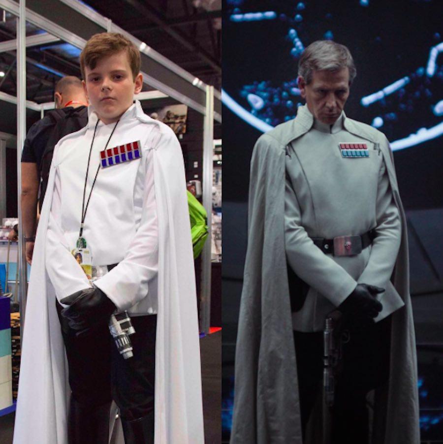 Star Wars - Disfraz
