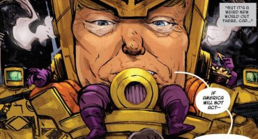 Josh Whedon nos explica porque Donald Trump es un supervillano
