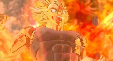 Alcen las manos que Dragon Ball Xenoverse 2 ya está disponible