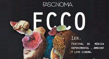 #MartesDeEmergenciaNacional: Festival ECCO en Fascinoma Music Weekend