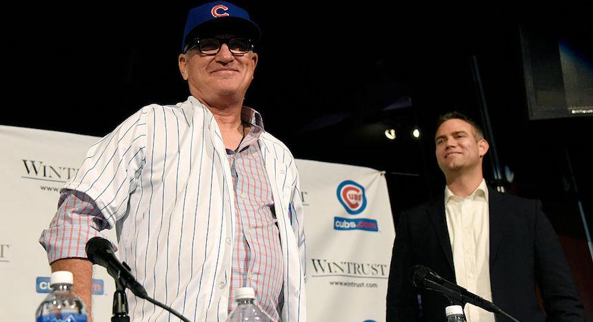Maddon y Epstein han cambiado la historia de los Cubs