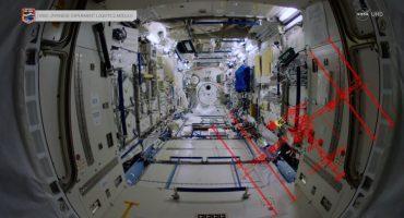 Dense un paseo 4K por la Estación Espacial Internacional