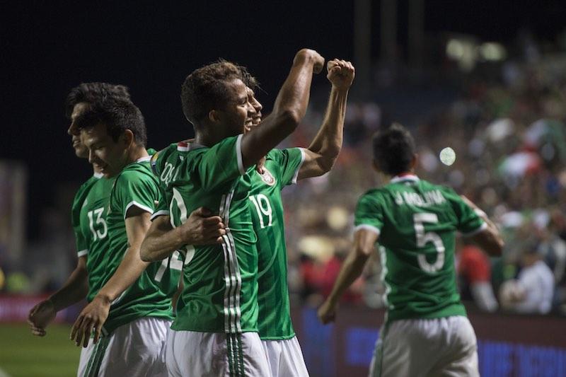 México festeja