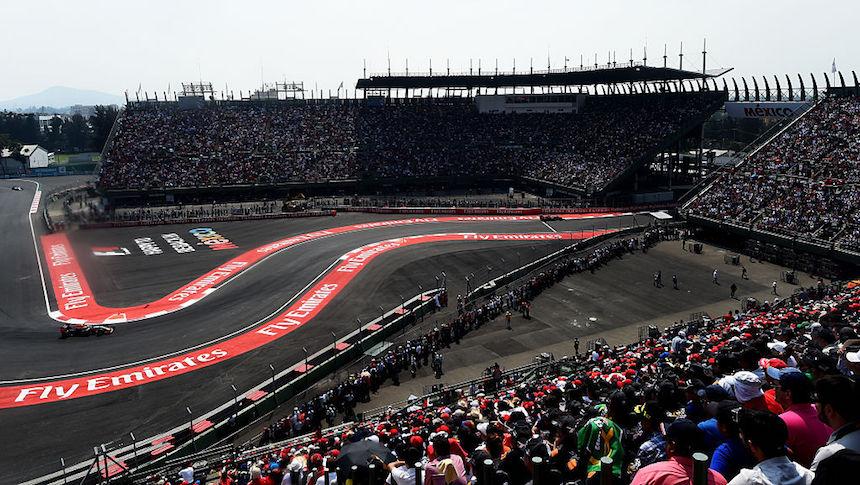 La Formula Uno regresa a México