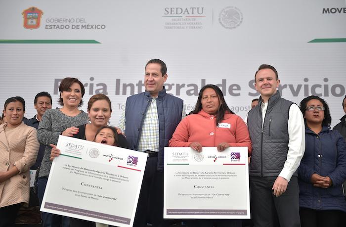 Gobierno del Edomex ya gastó 67 % del presupuesto para programas públicos