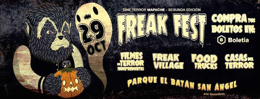 Freak Fest 2016