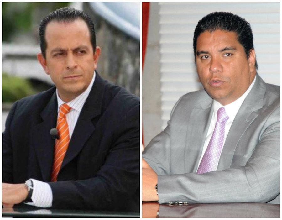 Fiscalía de Veracruz denuncia a dos exfuncionarios de Javier Duarte