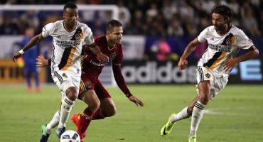 Los Angeles Galaxy avanza a semifinales de su conferencia en la MLS