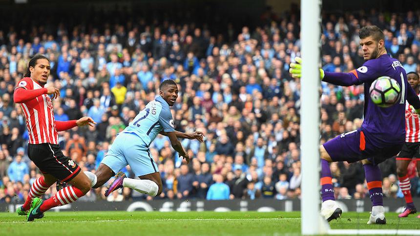 Kelechi Iheanacho marcó el gol del empate