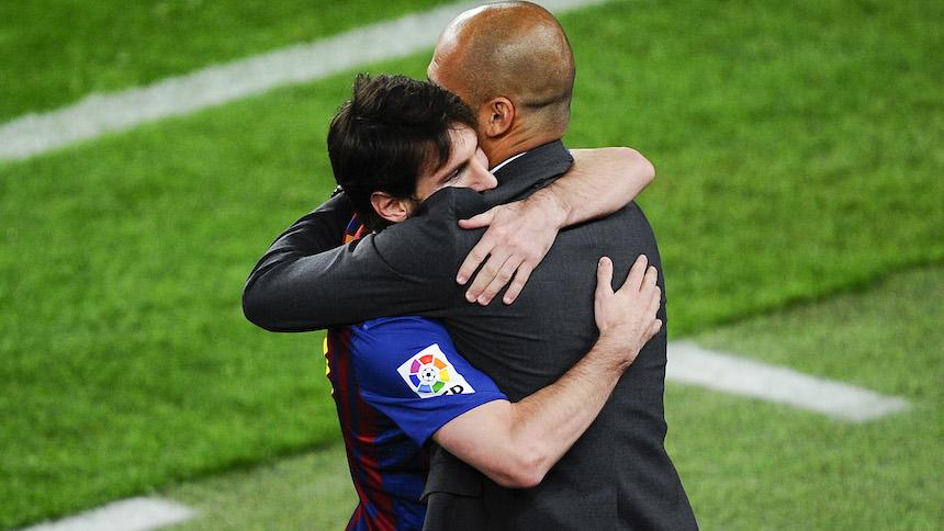 Guardiola regresa a Barcelona, donde tuvo grandes resultados