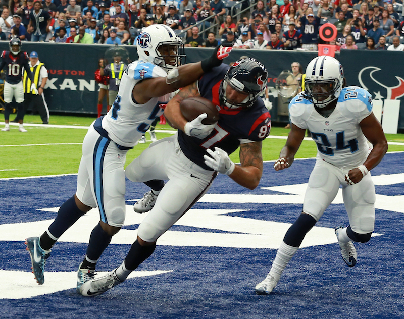 Tennessee Titans versus Houston Texans