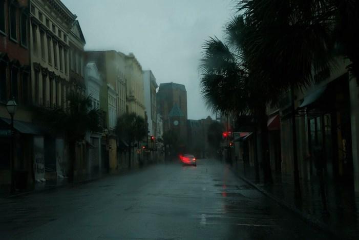 Los efectos del Huracán Matthew en Florida