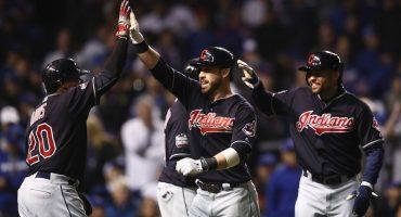 ¡El sueño de los Cubs se escapa! Uno más y los Indians ganan la Serie Mundial!