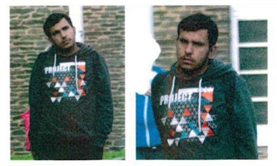 Dos refugiados sirios entregaron al hombre más buscado de Alemania