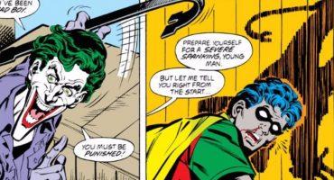 La razón detrás de la muerte de Robin es más siniestra que en el cómic