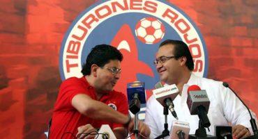 Javier Duarte quiere regalarle unos terrenitos al diputado priista Fidel Kuri