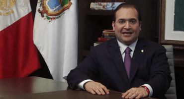 Duarte se peló de Veracruz en un helicóptero... facilitado por el gobierno