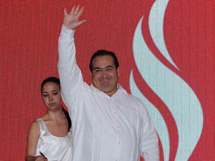 Javier Duarte - Gobernador de Veracruz.
