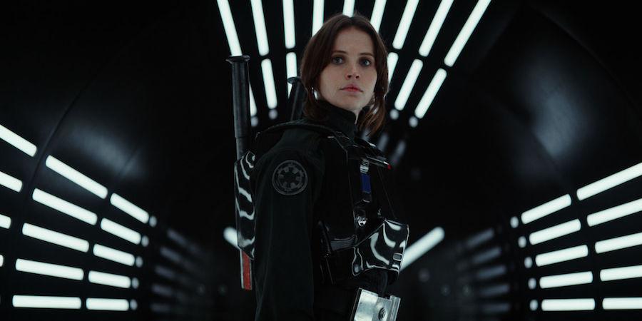 Jyn Erso en Rogue One