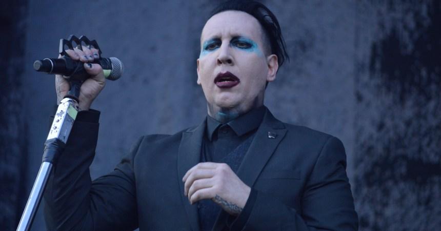 Marilyn Manson en el Knotfest 2016