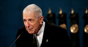 Leonard Cohen: Nobel a Dylan
