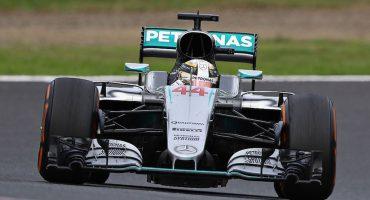 Los Mercedes se llevan la sesión de prácticas en el Gran Premio de los Estados Unidos