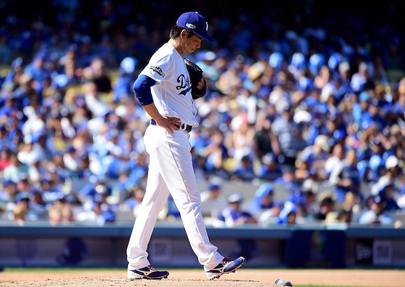 Los Angeles Dodgers lanzador