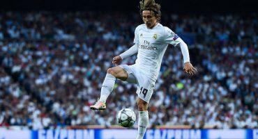 Luka Modric renueva su contrato con el Real Madrid