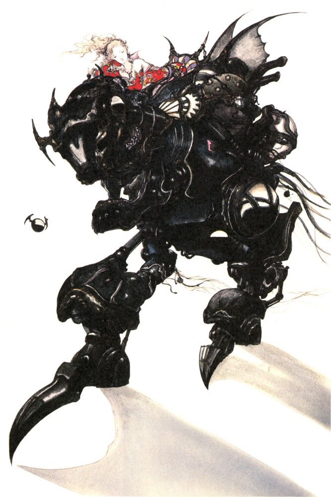 Magitek Armor P