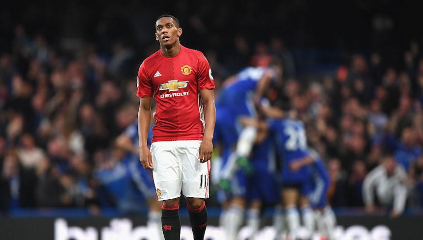 Manchester United ha ido a la baja en la temporada