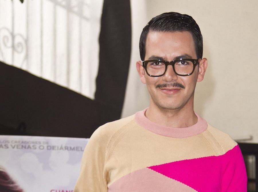 Manolo Caro tendrá su serie original en Netflix grabada en México