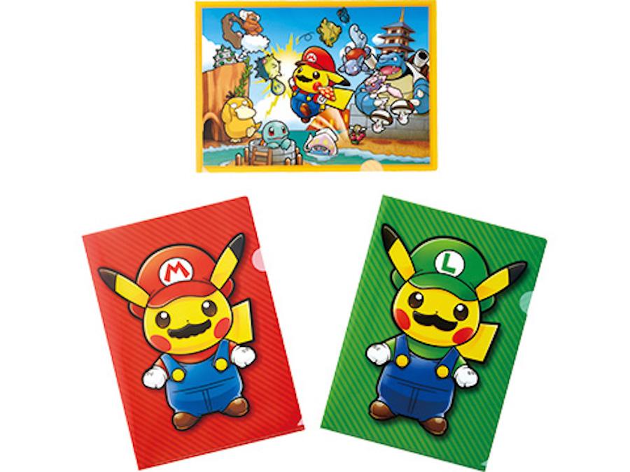 Artículos de Mario Pikachu