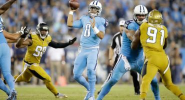 Titans dominan sin problema a los Jaguars en el Thursday Night Football