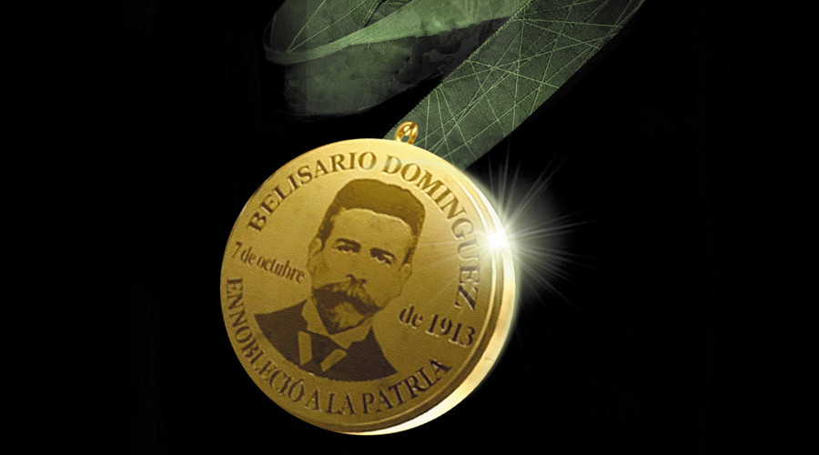 Medalla Belisario Domínguez