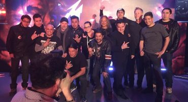 ¡Así fue el primer día de Metallica en México!