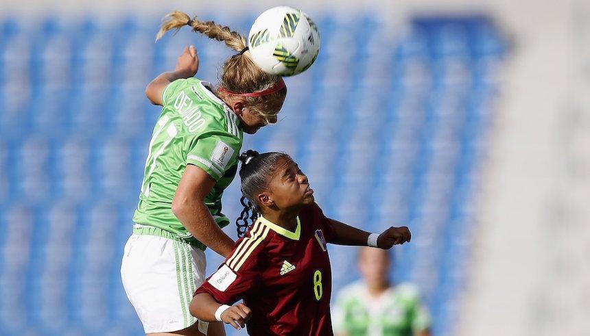 Selección México Femenil Sub 17