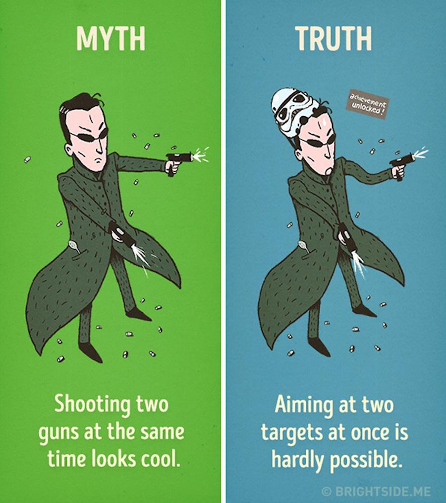 Mitos del cine - Pistolas