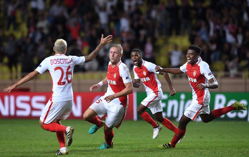 Monaco en Champions