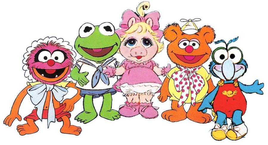 Muppets Babies Portada