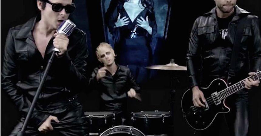 Muse libera canción especial por Halloween
