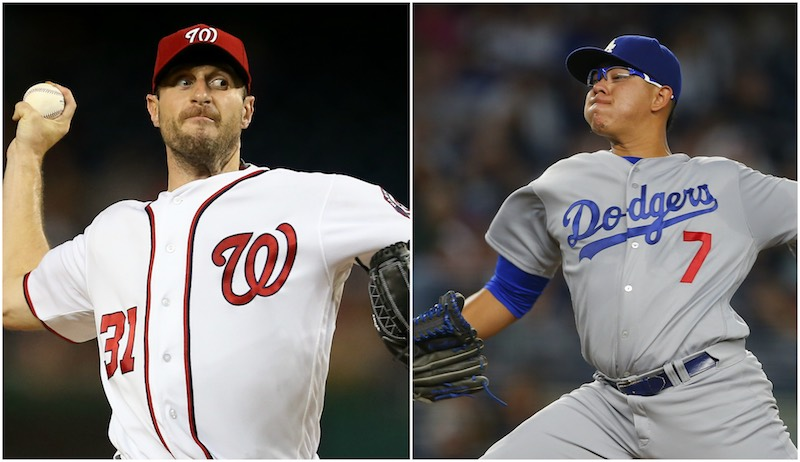 Nationals Dodgers cuarto juego