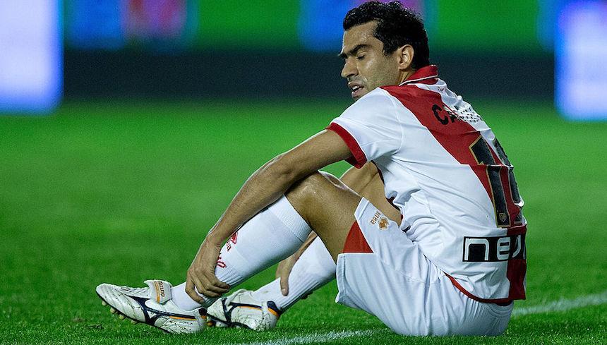 Nery Castillo podría volver... a la tercera división de Grecia
